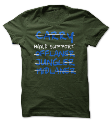 hard support lol